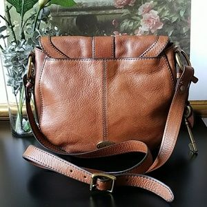 aca515338 Fossil Bags - 🍁 Fossil Leather Ryder Crossbody Bag 🍁